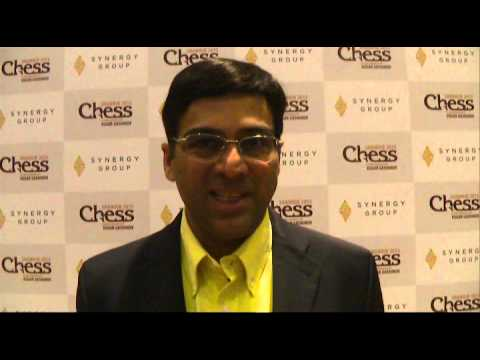 Shamkir Chess 2015  Calsen Anand and Caruana won their games